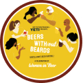 Beers With(out) Beards (2021) badge logo