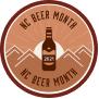 NC Beer Month Passport Tier 2 (2021) badge logo