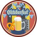 Oktoberfest (2021) badge logo