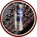 PBR Hard Coffee (Mocha) badge logo