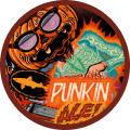 Dogfish Head Punkin' Ale badge logo