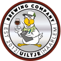 Silver: Uiltje Connoisseur badge logo